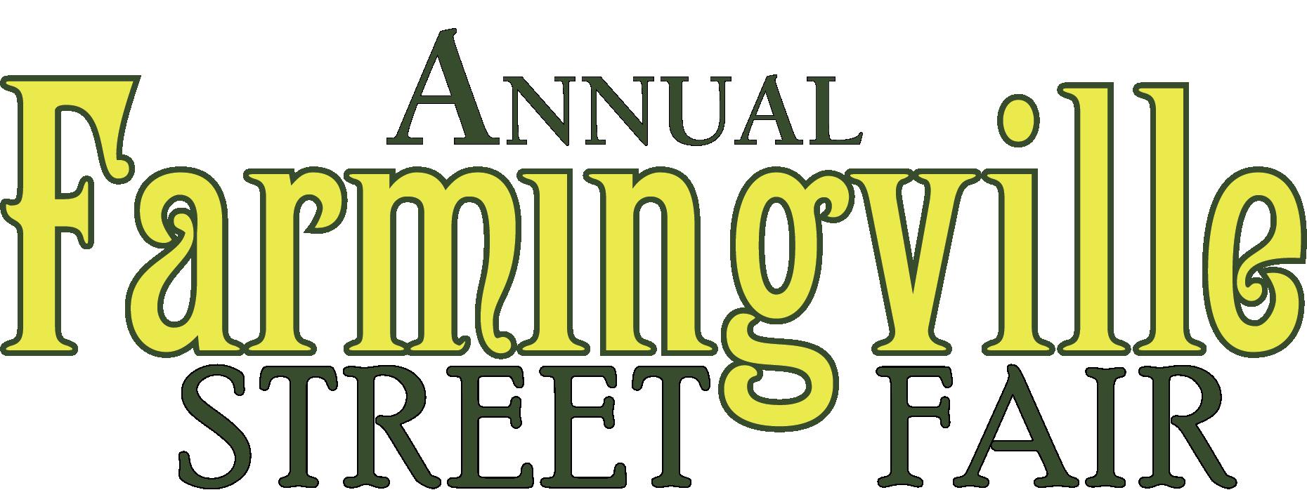 Farmingville Street Fair logo